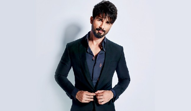 shahid kapoor diet workout
