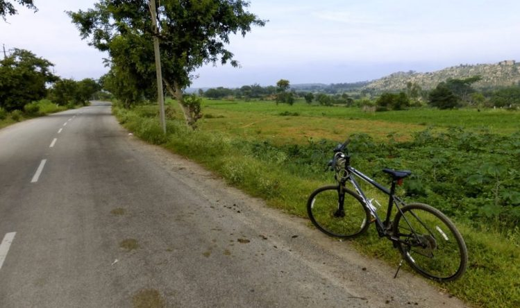 cycling routes in bangalore