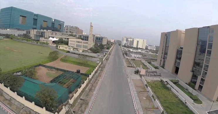 running tracks/places in hyderabad