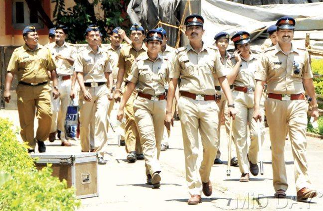 mumbai police diet