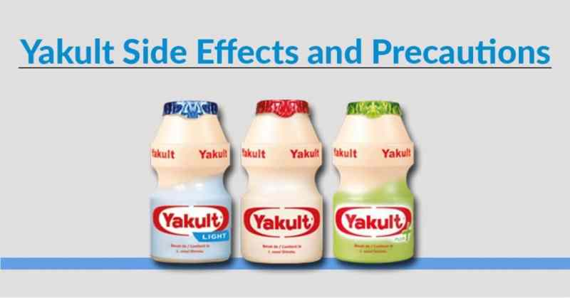 yakult benefits, side-effects, price and reviews