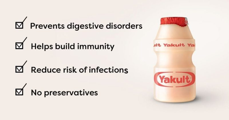 yakult benefits, side-effects and price