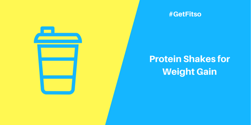 Protein Shakes - Supplements for Indian Diet plan for weigt gain
