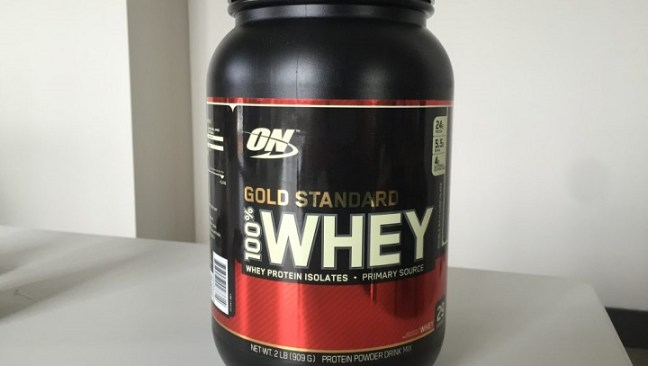 on whey protein: best whey protein in India