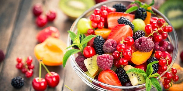 fruits: chicken pox diet