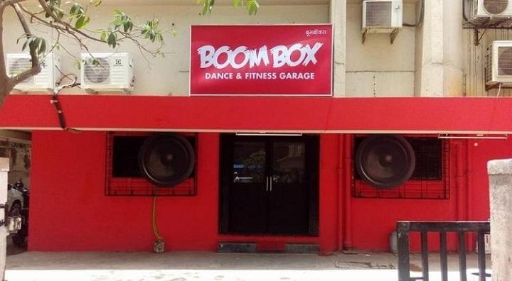 Boom Box: zumba classes in mumbai