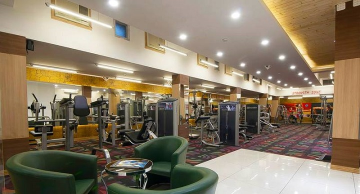 Fluid Fitness Gym: gym in delhi