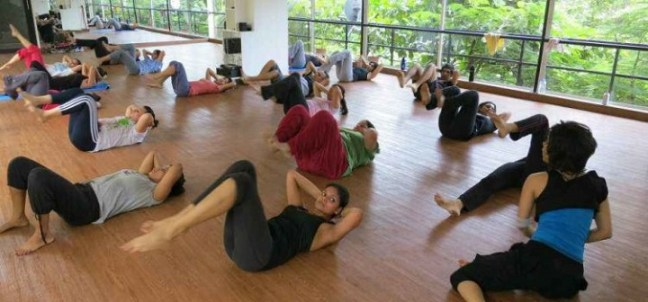 Temperance Studio: zumba classes in mumbai