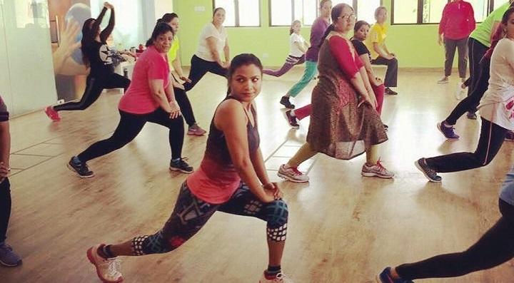 VivaFit: Zumba classes in delhi