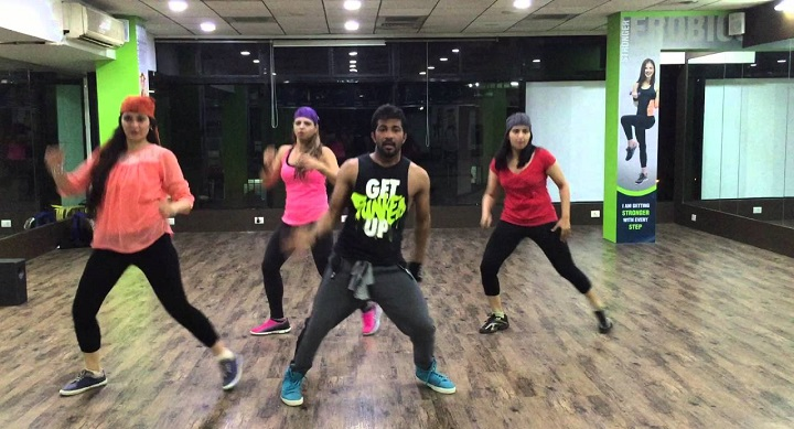 zumba classes in Pune with chetan agarwal