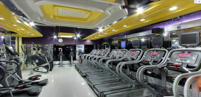 gold gym: best gym in delhi