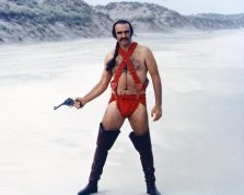 Zardoz would like to respectfully disagree.
