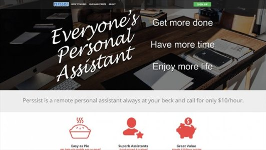 Personal Assistant On Demand