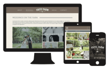 wedding websites mobile friendly
