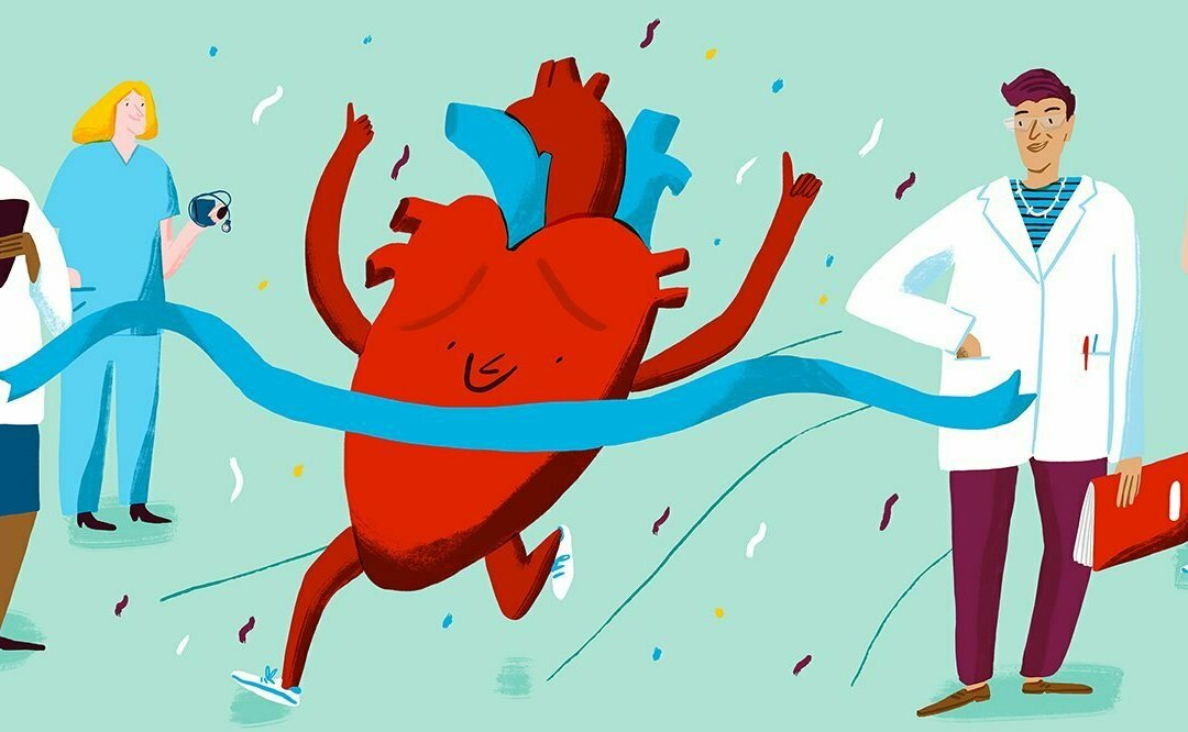 Improve Life Quality with Heart Failure