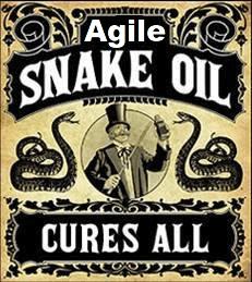 Agile Snake Oil