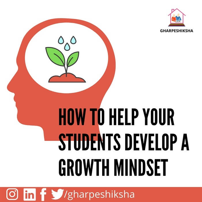 How to Help Your Students Develop a Growth Mindset