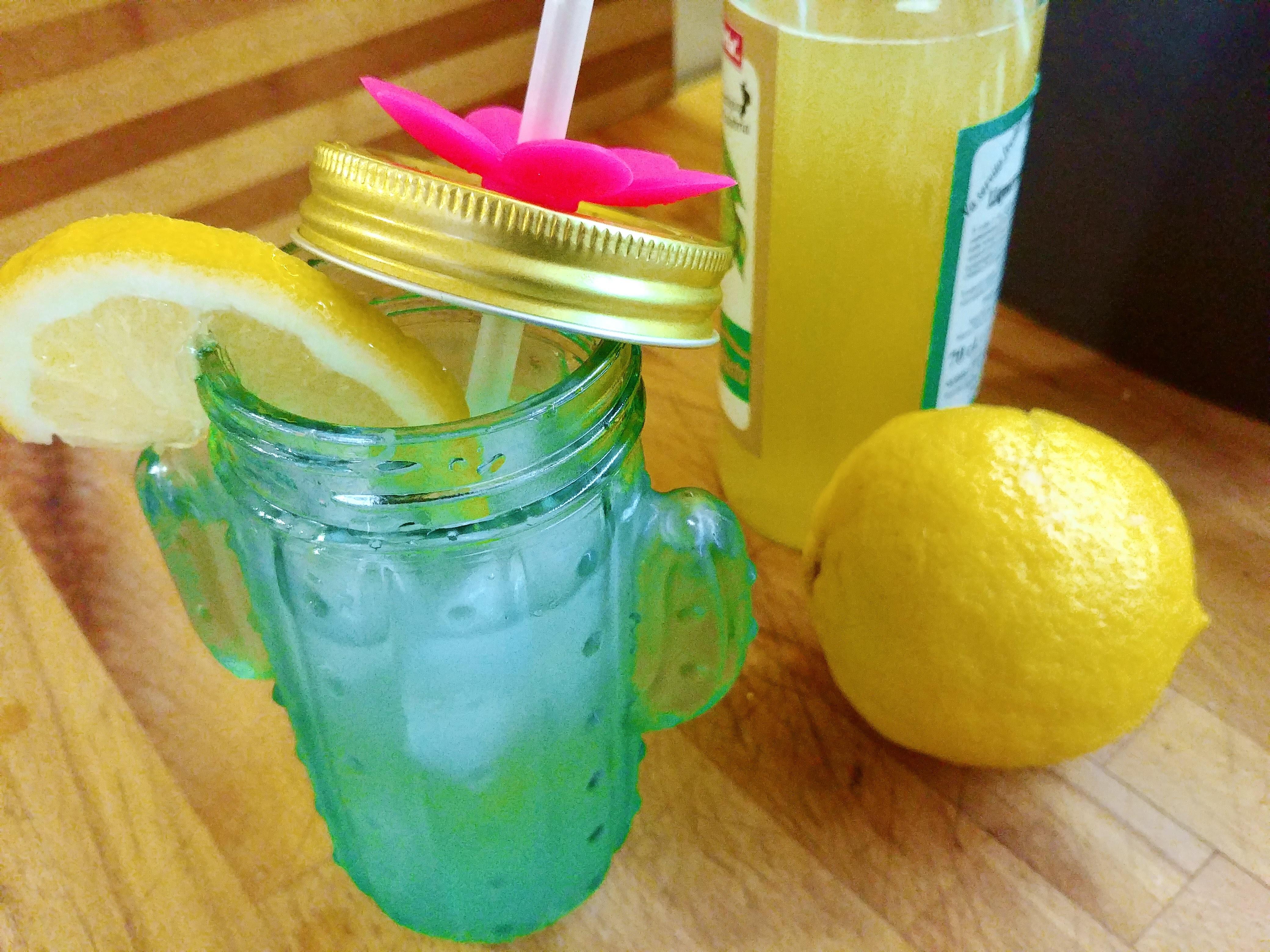 Sciroppo di limoni fatto in casa