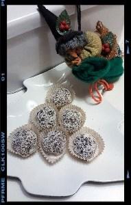 tartufi al cocco
