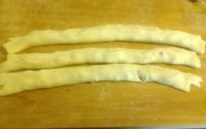 Pan brioche al cioccolato 8