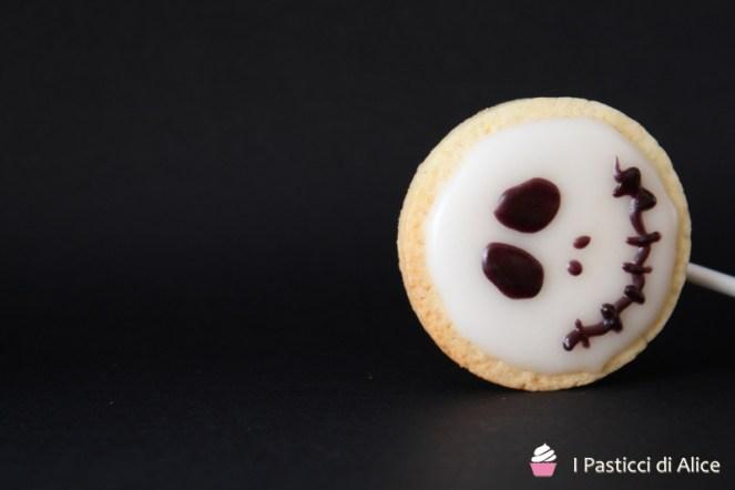 Biscotti Glassati per Halloween