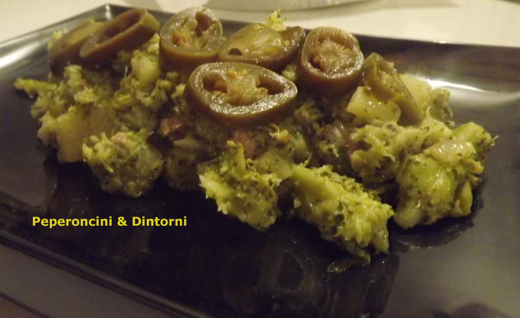 Broccoletti e Patate