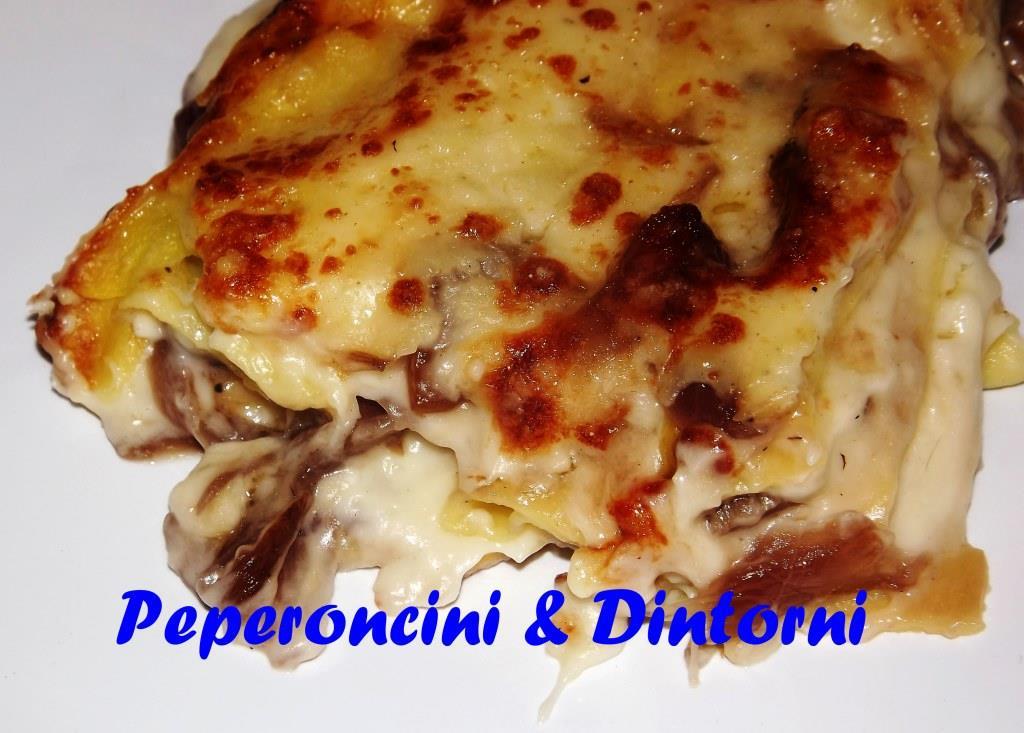 Cenone Di Fine Anno a Meno di 4 €uro Primo Lasagne