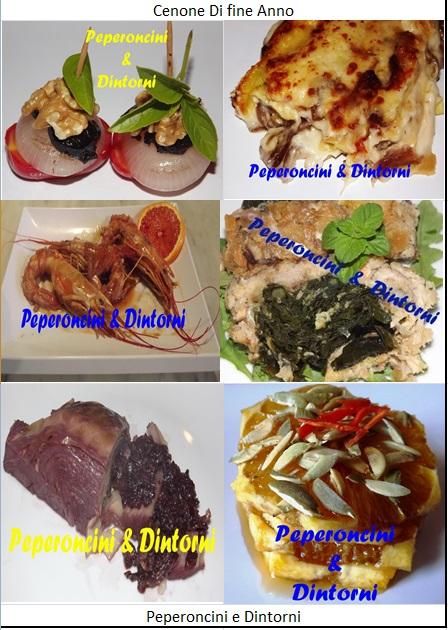Raccolta di ricette per il Cenone Di fine Anno