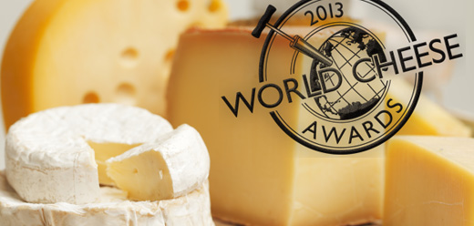 Quattro Super Gold ai formaggi italiani al World Cheese Awards 2013