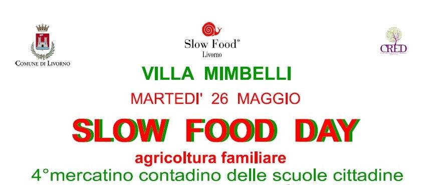 Slow Food Day, 4° mercatino contadino delle scuole cittadine