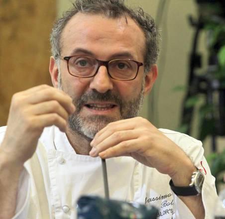 Massimo Bottura  secondo dopo Roca