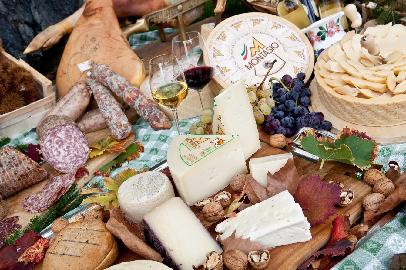 Mipaaf, Italia al top con 5 mila prodotti tradizionali