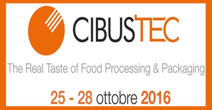 Arriva Cibus Tec, salone tecnologie per l'industria alimentare