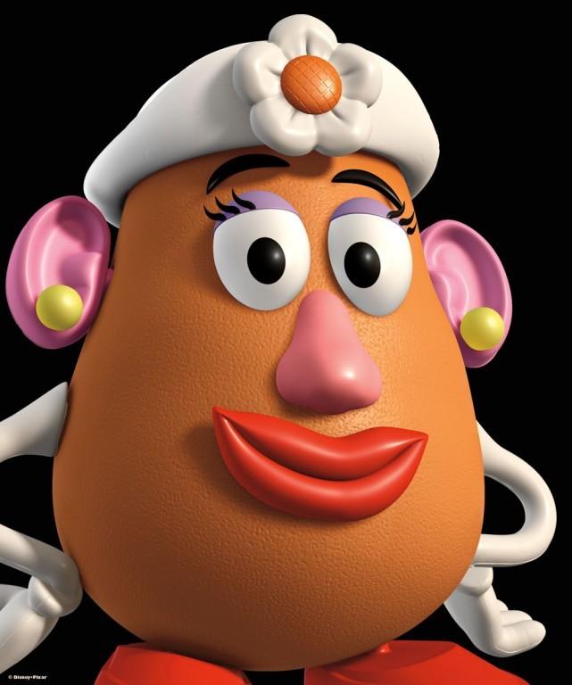 Toy Story 3 Mrs. Potato