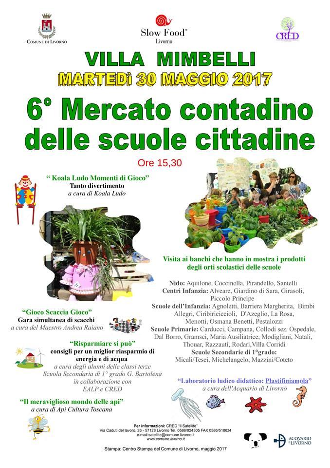 """Il Mercato Contadino dell""""Orto in Condotta, 6^ edizione"""