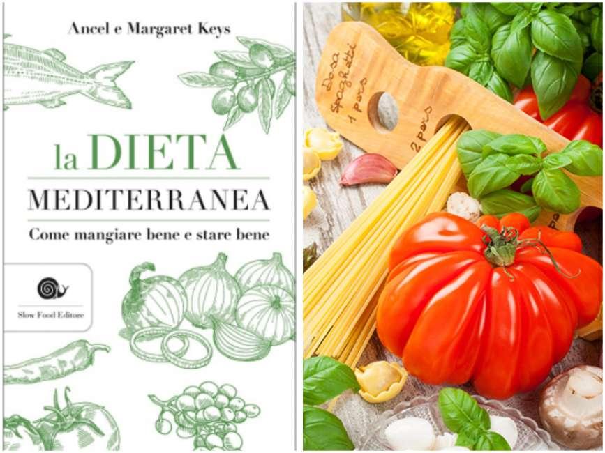 Pubblicato per la prima volta in italiano,La Dieta Mediterranea