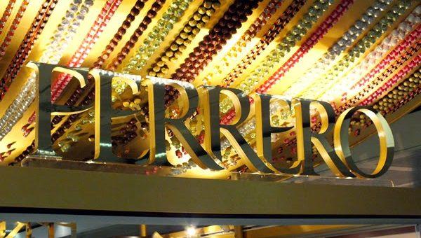 Ferrero mangia le caramelle negli Usa