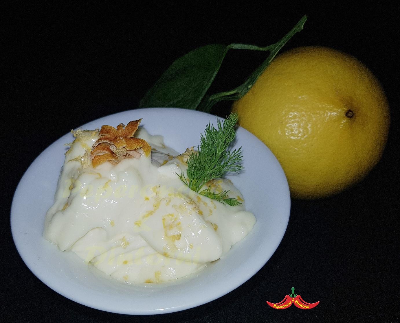 Maionese al Bergamotto,Aglio e peperoncino hot Lemon