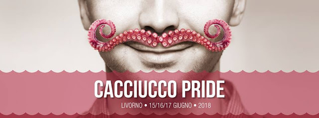 Cacciucco Pride 2018, programma del 17 giugno