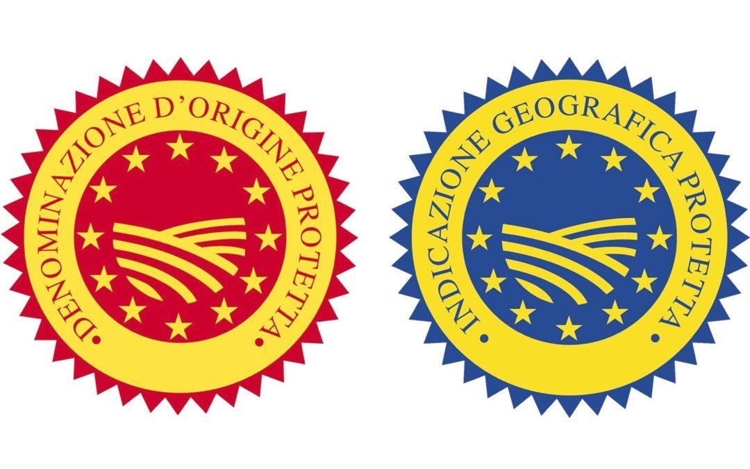 L'Italia prima in Europa per Dop, Igp e Stg