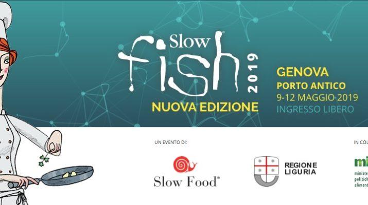 Slow Fish 2019, Genova 9-12 maggio