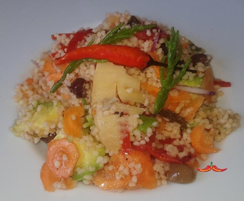 Cous Cous alle verdure, sembra esotico, ma….
