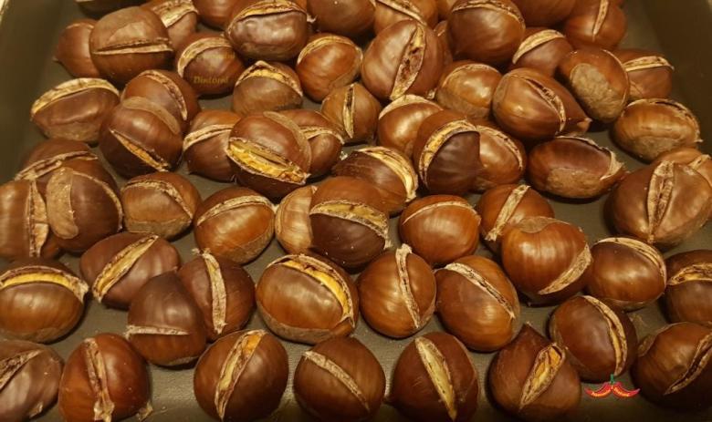 Castagne Ricotte, caramelle di Castagne