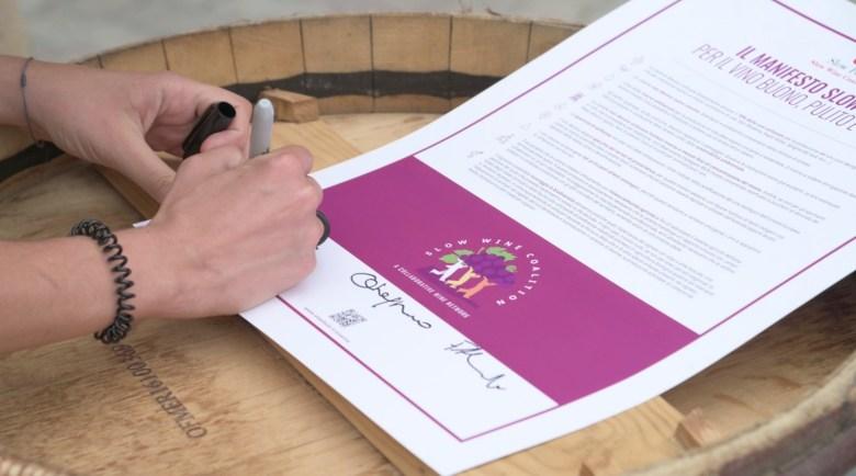 Nasce la Slow Wine Coalition