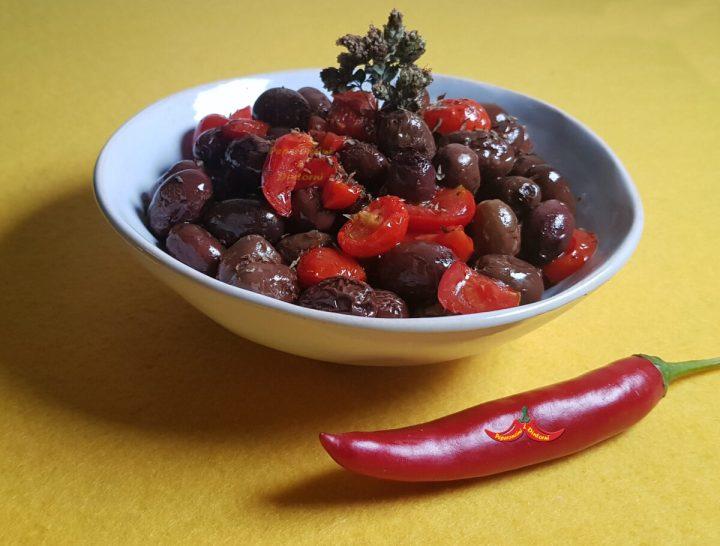 Alivi Friuti, Olive fritte