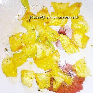 Patate al microonde per muffuletta
