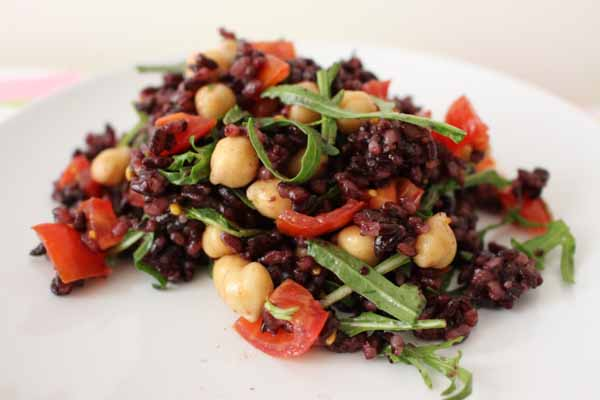 Insalata di riso venereOriginally Posted on 7 July 2015, last updated on 9 May 2016 and reposted on 20 August 2020