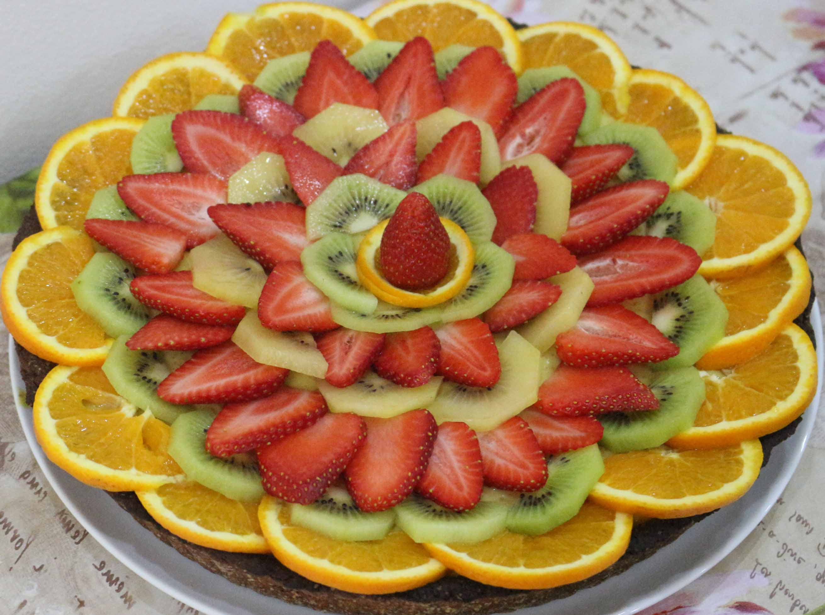 Crostata alla fruttaOriginally Posted on 6 June 2016, last updated on 3 July 2016 and reposted on 15 October 2020