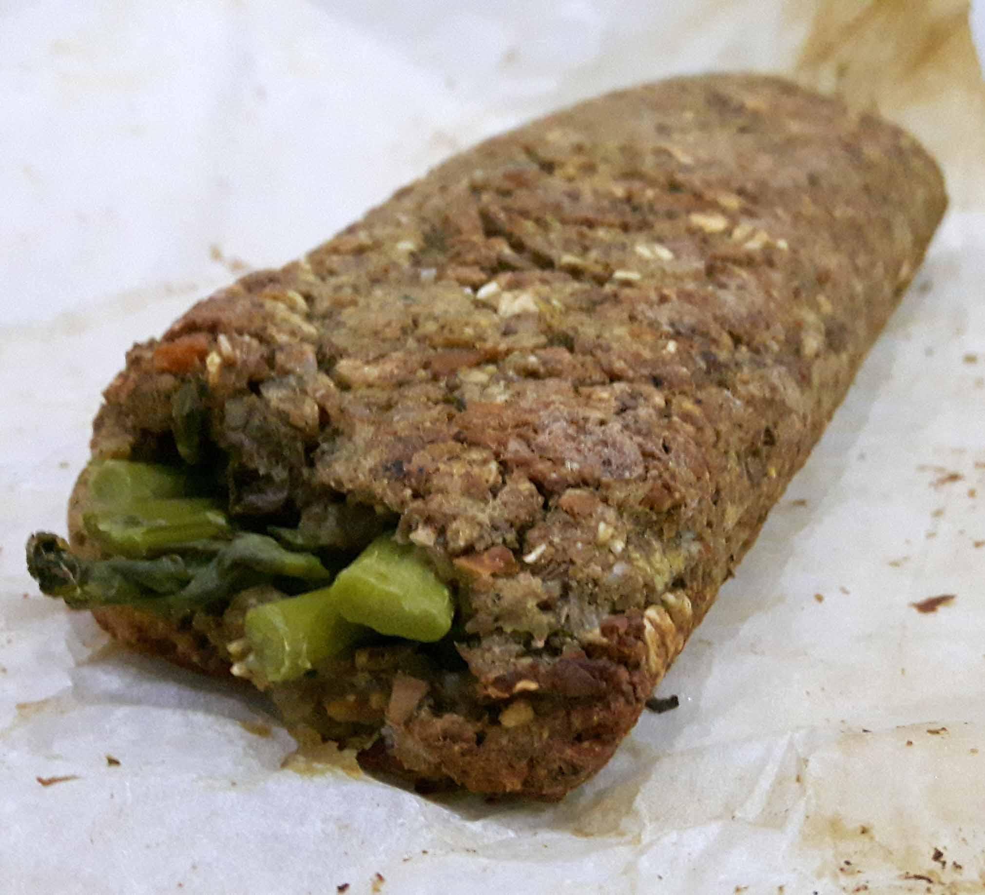 Polpettone di lenticchie e asparagiOriginally Posted on 8 June 2017 and reposted on 18 June 2020
