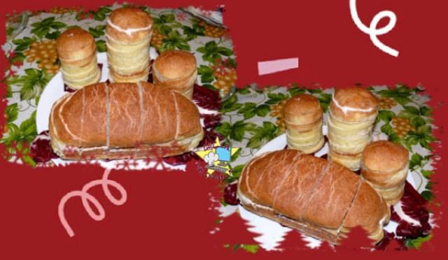 Panettoncini e plumcake... Gastronomici